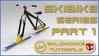 How To Make A SKIBIKE | PART 1