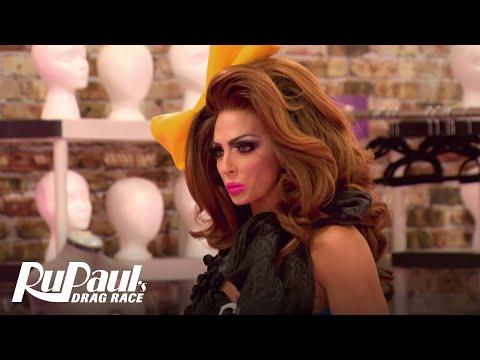 Xxx Mp4 Reading Challenge Extras RuPaul S Drag Race All Stars Season 2 Logo 3gp Sex