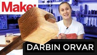 Darbin Orvar: Three Ways To Make a Mallet
