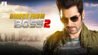 BOSS 2 - THE WORLD OF ACTION | BOSS 2 | JEET |