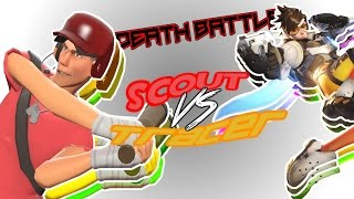 Why Tracer VS Scout | DEATH BATTLE! is wrong
