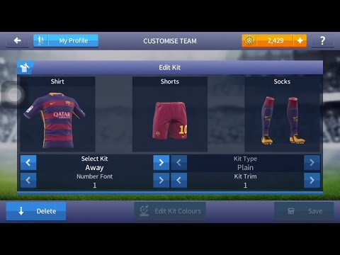 Xxx Mp4 How To Change Logo And Kits In Dream League Soccer 2017 Logo And Kits Dream League Soccer 2017 3gp Sex