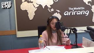 [Super K-Pop] 크리샤 츄 (Kriesha Chu) - Love Yourself (Justin Bieber)
