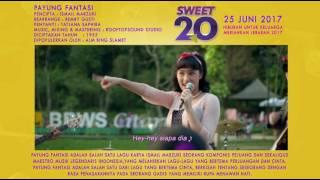 sweet 20 payung fantasi