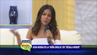 Aida Bossa, protagonista de 'Déjala morir'
