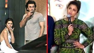 Parineeti Chopra REACTS On Ranbir Kapoor And Mahira Khan's New York Date