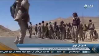 الجيش اليمني يعلن تحرير مديرية ذو باب