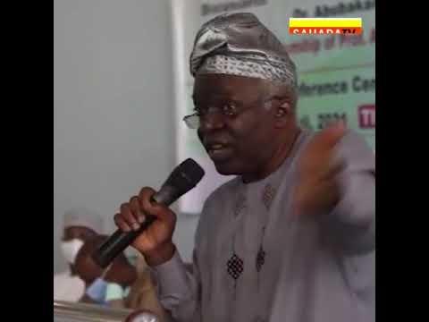 Nigeria May Break Up or Engage In Full Scale Civil War Falana