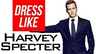 Harvey Specter Style   Dress Like Gabriel Macht In Suits