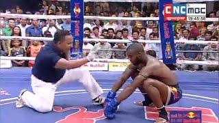 Roeung Sophorn vs Curtis(Eng), Khmer Boxing CNC 29 Apr 2017, Kun Khmer vs Muay Thai