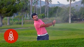 How a Golfer Lost His Sight and Became a Champion