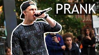 PUBLIC SINGING PRANK