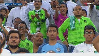 ملخص مباراة الاهلي السعودي 1-1 الاهلي الاماراتي دور الـ 16 | دوري ابطال اسيا | بصوت سمير المعيرفي