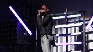Miguel - How Many Drinks Live Paris Bercy 24.06.13 (First Part Of Alicia Keys)