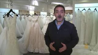 سوجو الصينية.. مركز عالمي لحياكة فساتين الزفاف
