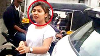 Nazriya Nazim Creates Problem Amidst Traffic | Nuisance | Lehren Malayalam
