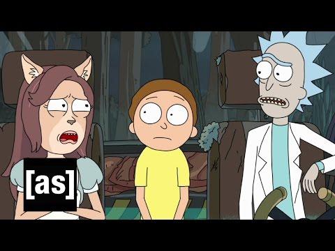 Arthrisha s Nana Rick and Morty Adult Swim