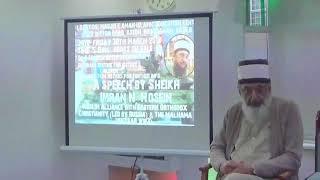 Islamic Alliance With Eastern Orthodox Christianity Russia bY Sheikh Imran Hosein