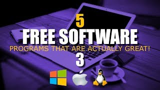 5 Free Software (Programs That Are Actually Great!) 3