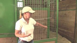 Horse Barn: Stall Design Overview
