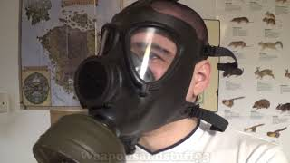 Practical everyday uses for a gas mask