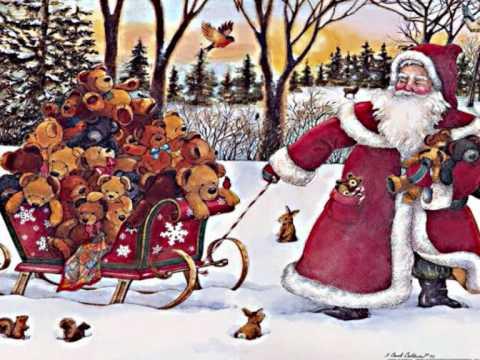 Glade Jul, Hellige Jul Norwegian Christmas Song