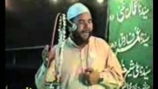 Akhtar Sadidi Invited Yousuf Naqshbandi Maarkazi Mehfil Naat Dojra