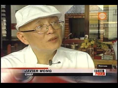 Javier Wong nos abre el apetito en Cuarto Poder