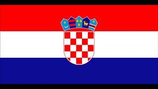 Anthem of Croatia (Worldcup version)