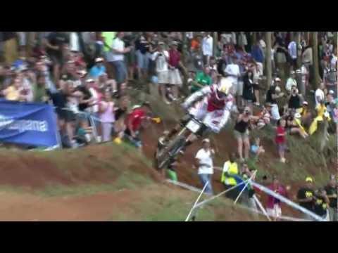DHI Highlights -  Pietermaritzburg 2012 MTB World Cup 2012