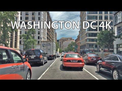 Xxx Mp4 Driving Downtown Washington DC 4K USA 3gp Sex
