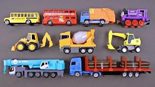 Best Toddler Learning Videos Cars Trucks Street Vehicles for Kids Hot Wheels Fun Preschool Toys