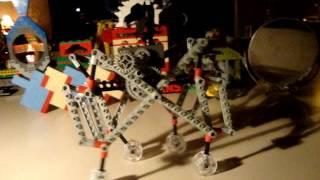 Lego walker strandbeest four legs