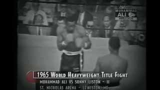 Muhammad Ali vs Sonny Liston II (1965) [FULL FIGHT]