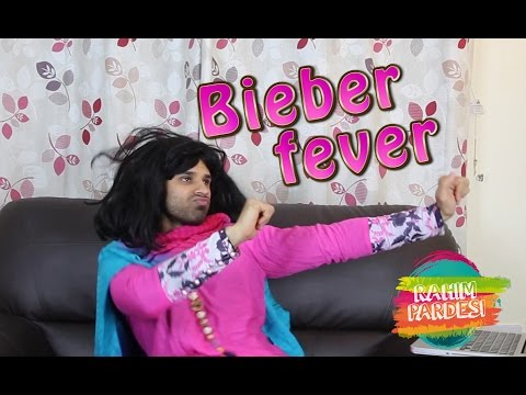 Desi Bieber Fever | Rahim Pardesi