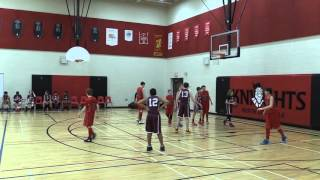 KYBA Selects 2015/16 Tri-Meet Game 2