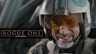 General Antoc Merrick: The Blond Biggs of Rogue One
