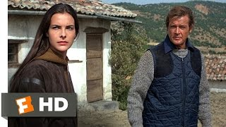 For Your Eyes Only (10/10) Movie CLIP - Showdown at the Monastery (1981) HD