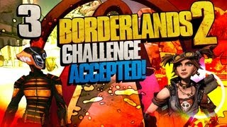 Borderlands 2 [Part 3] - Punch ALL THE THINGS!