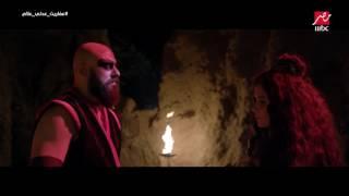 مشهد مؤثر بين سلا وسلال .. وسلا تتوعد بقتل عدلى بأبشع طريقة