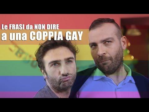 Xxx Mp4 Le FRASI Da NON DIRE A Una Coppia GAY 3gp Sex