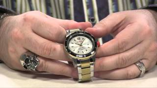 How to use and maintain your automatic watch