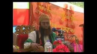 Maulana Jubaer Ahmed Ansari talking about Gohorpuri Huzur and Bishwanathi Huzur