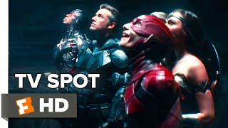 Justice League TV Spot - Not the Plan (2017) | Movieclips Coming Soon