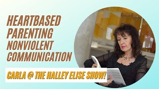 Carla Van Walsum PhDc on the Halley Elise show