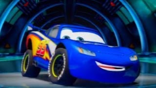 CARS ALIVE! Cars 2 Gameplay -Lightyear Lightning Battle Race on Casino Sprint