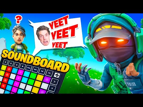 PRETENDING TO BE LAZARBEAM WITH A SOUNDBOARD