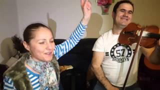 Marie Fusle Și Chirila lu Ignat  Danțu Fuşlenilor  de joc !!!