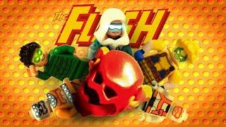 "LEGO The Flash: Crimson Comet - Episode 2 (Season 2) ""My Name Is Barry Allen"""