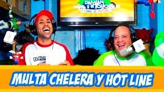 Joda Telefónica: Multa chelera y Hot Line | Damian y El Toyo
